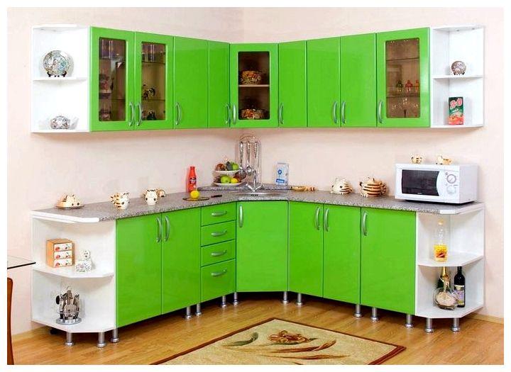 Выбираем кухонный гарнитур по шкафам