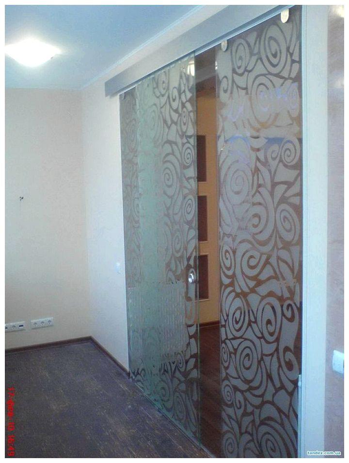 Раздвижные конструкции дверей