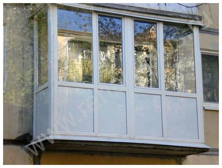 Отделка балконов и лоджий, способы и материалы