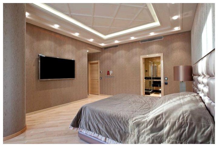 Дизайн спальни молодой семьи