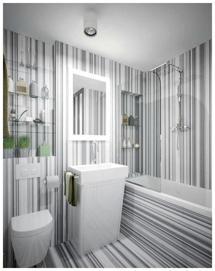 Дизайн ванной комнаты площадью 5 кв. м со стиральной машиной