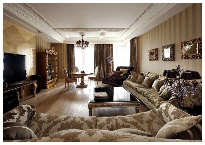 Интерьерный стиль в квартире - Арт-деко