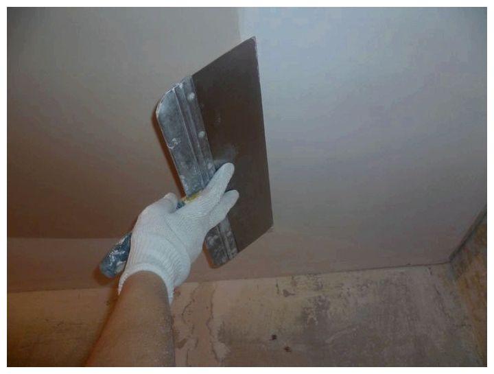 Штукатурка для потолка