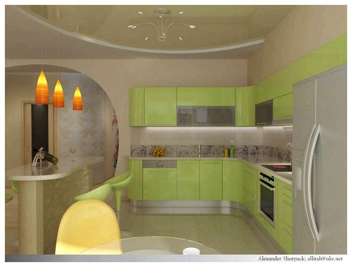 Полезное пространство, или Ремонт кухни 6 кв. метров