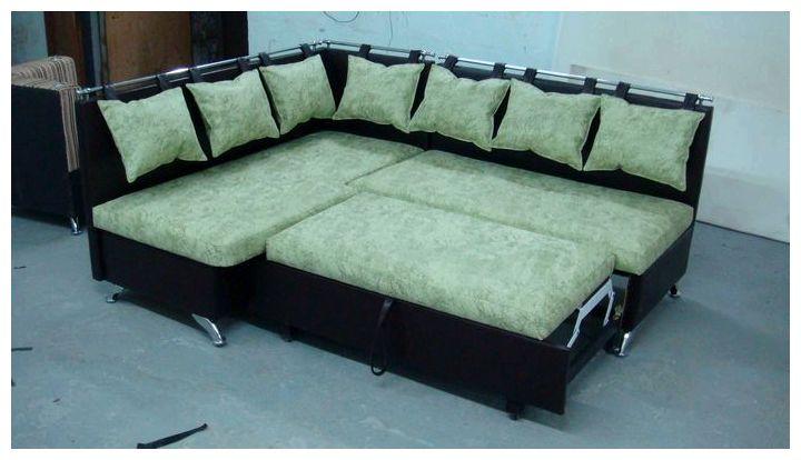 Покупаем кухонный диван со спальным местом
