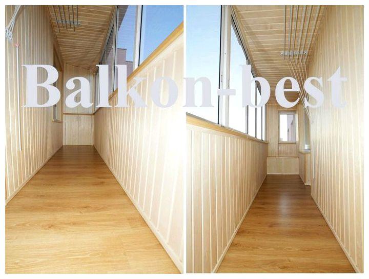 Теплый электрический пол на балконе и лоджии