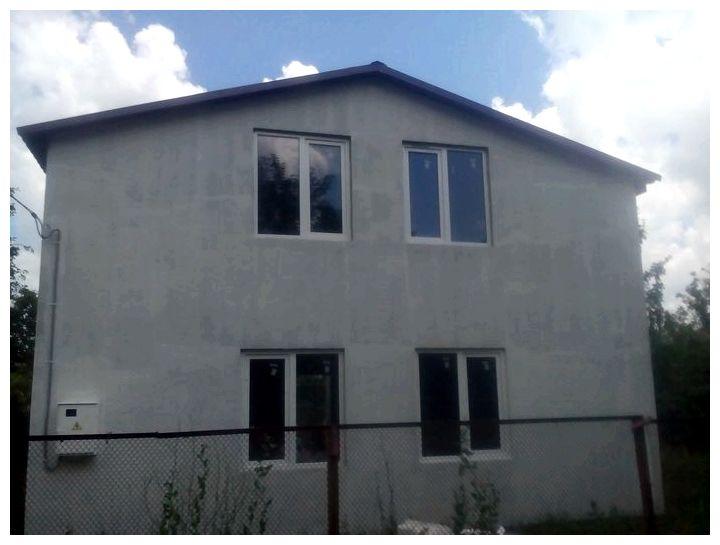 Возведение дома из сип панелей силами строительной компании