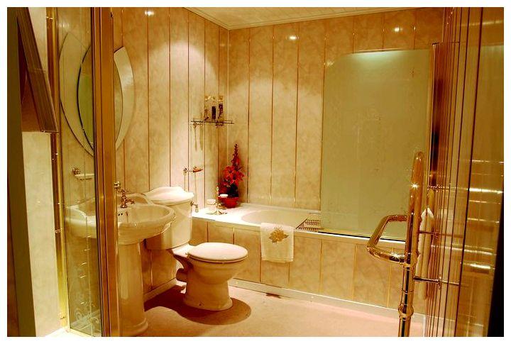 Какой сделать ремонт в ванной комнате