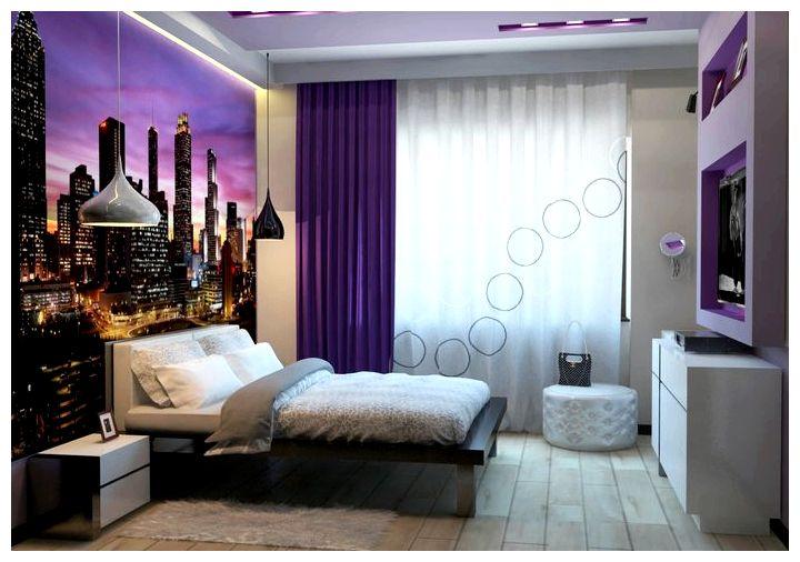 Интерьер и дизайн современной спальни