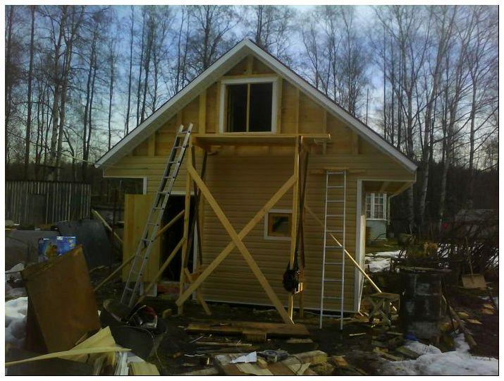 Плотник. Мастера для работ в квартире и на даче.: 10.03.13 - 17.03.13