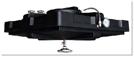 Пластиковый бак с подогревом и терморегулятором