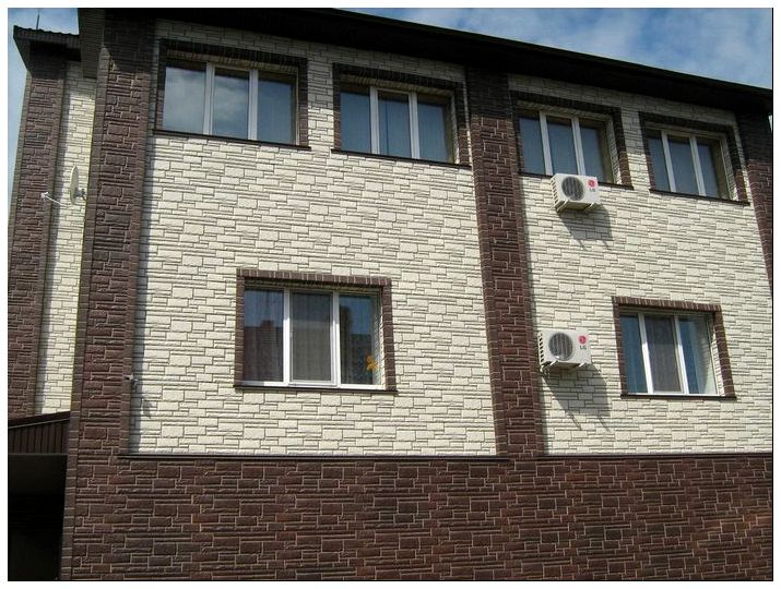 Наружные отделочные стеновые панели: монтаж своими руками ...