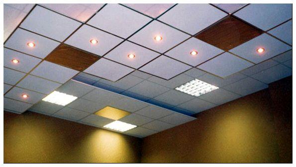 подвесные потолки армстронг технические характеристики