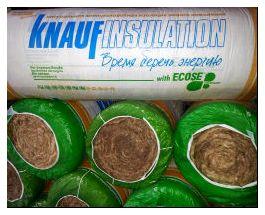 Утеплитель в рулонах Кнауф Insulation