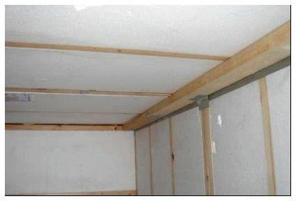 материал для шумоизоляции потолка