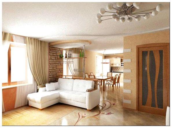 высота потолков в квартире