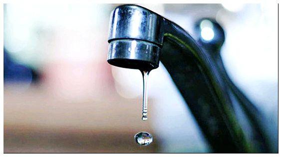 Одна капля в секунду служит причиной расхода примерно 12 литров за сутки