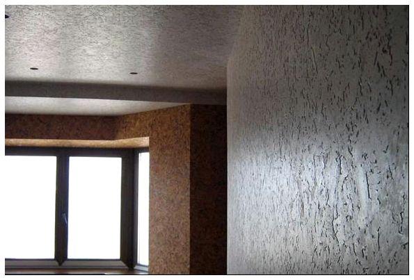 пробковый потолок достоинства